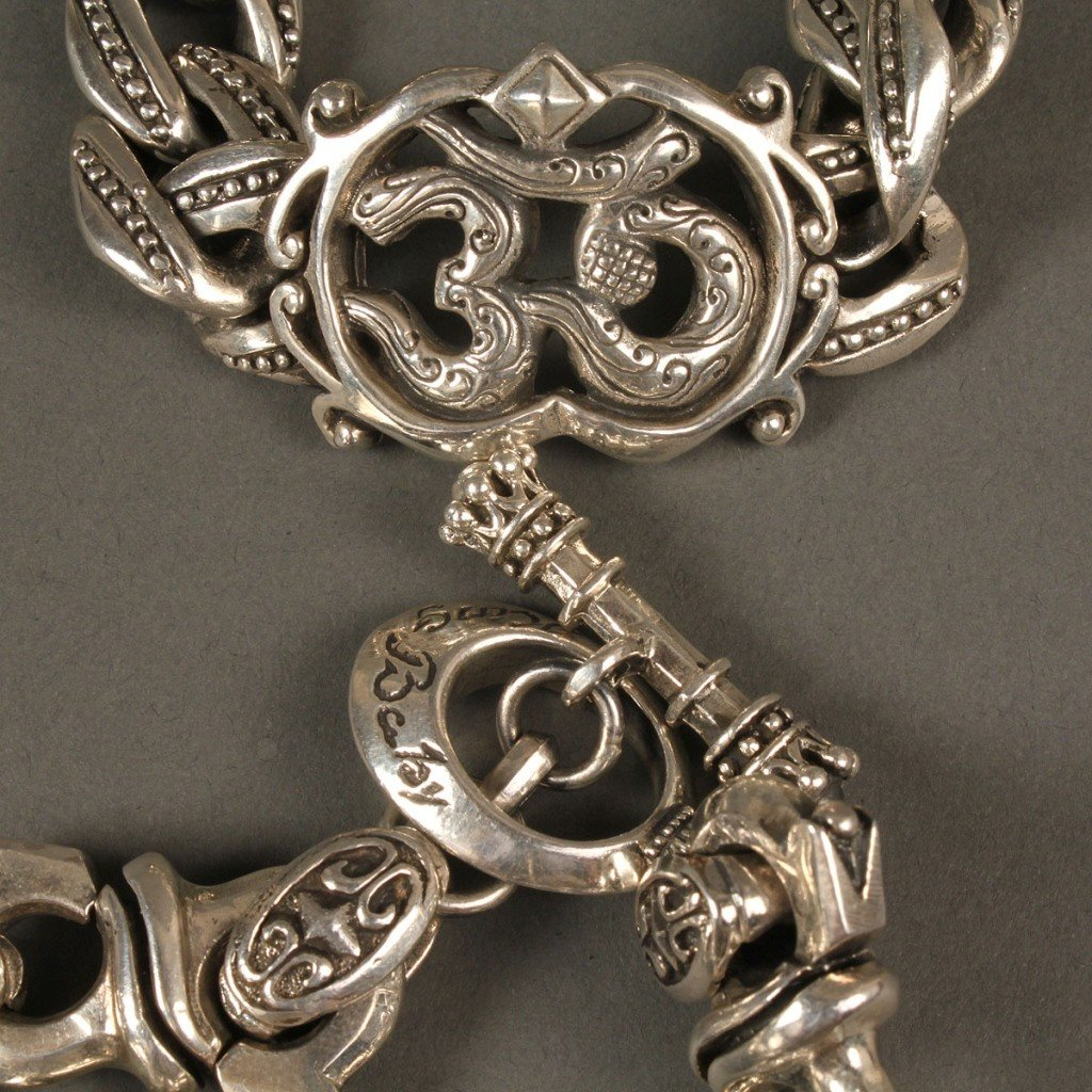 393: 2 Men's Bracelets: King Baby & Royal Underground - 6