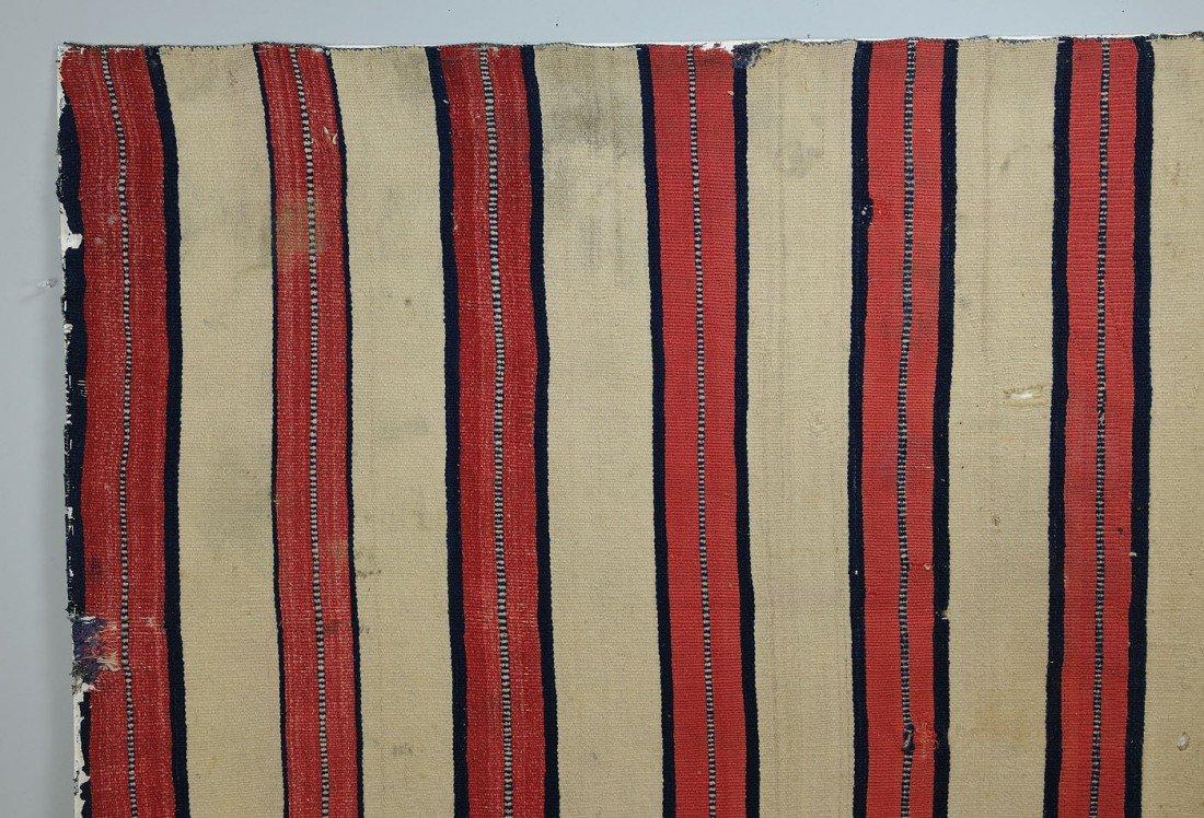 460: Late Classical Navajo Man's Wearing Blanket - 2
