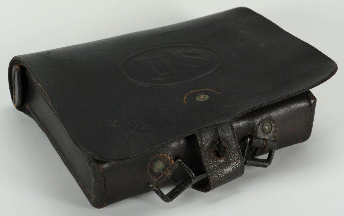 Civil War Union Cartridge Pouch