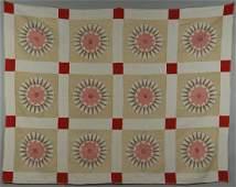 Compass star variant quilt