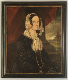 American Portrait Of A Lady, Poss. Southern