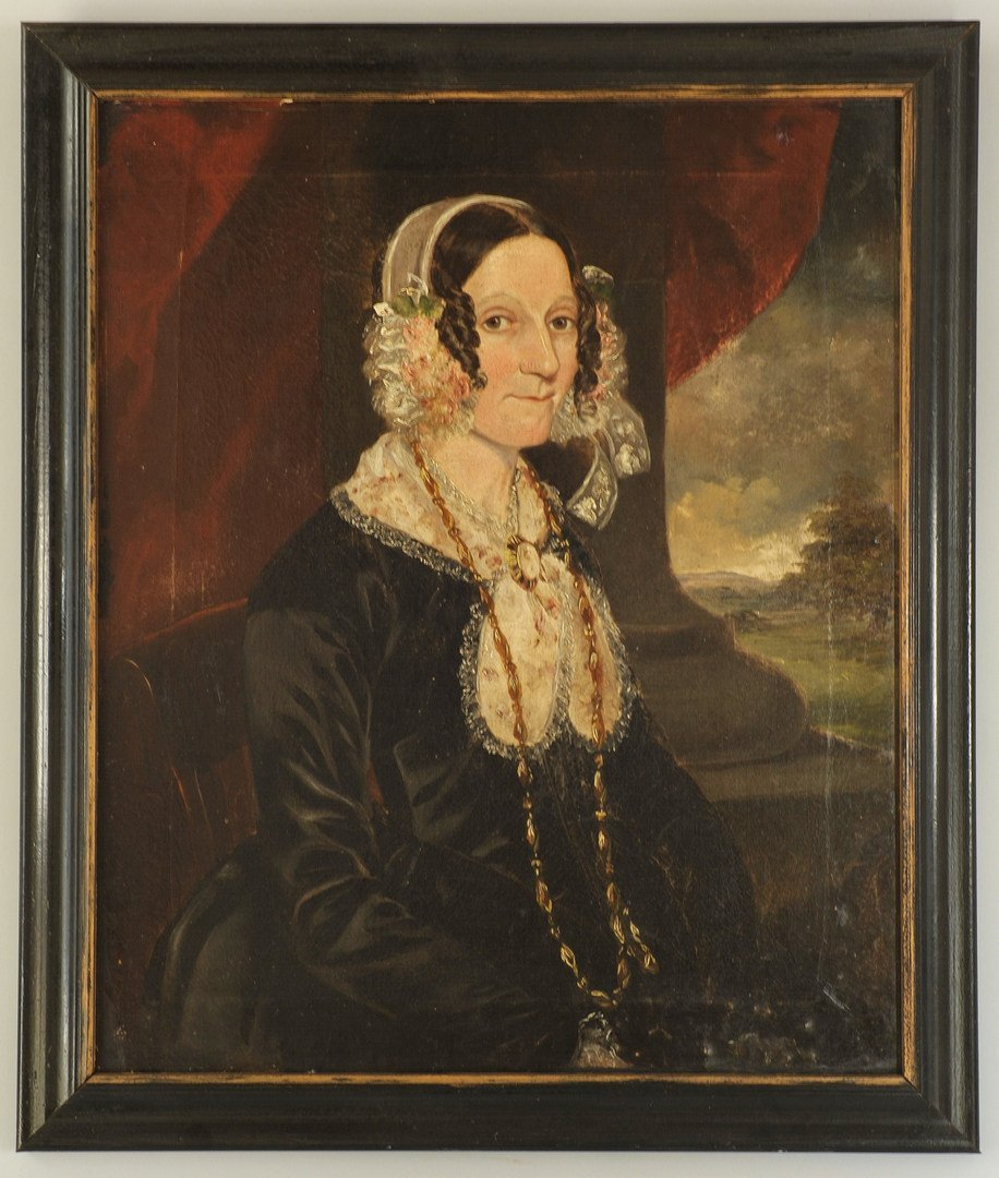 29: American Portrait of a Lady, poss. Southern