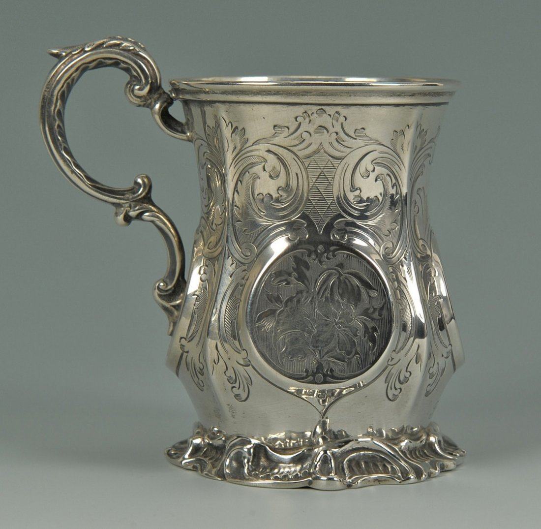 55: Victorian British Sterling Cup