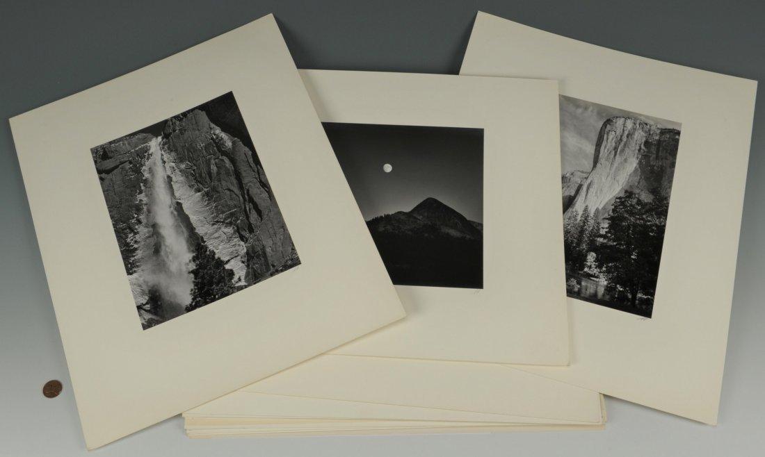 158: Ansel Adams 18 Folio Special Ed., Yosemite
