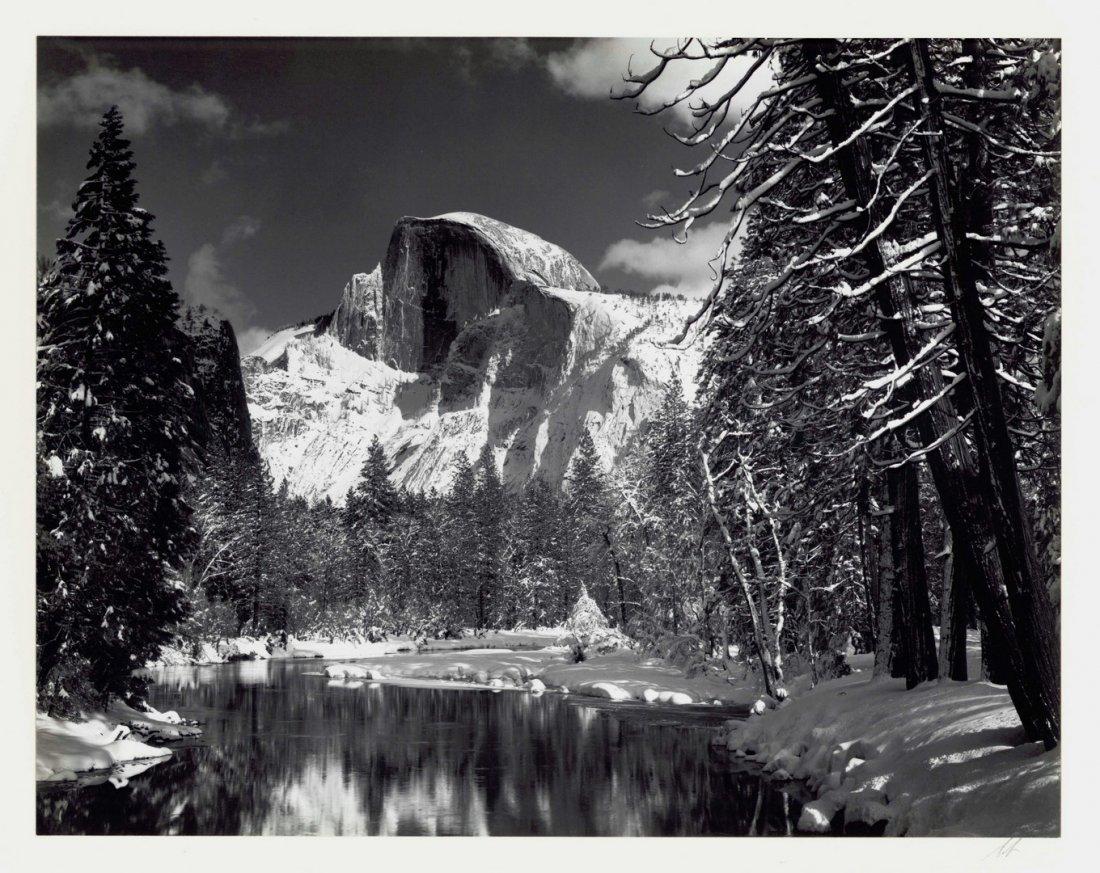 158: Ansel Adams 18 Folio Special Ed., Yosemite - 8