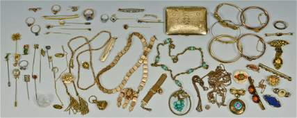 310 14K10K Victorian and Edwardian Jewelry plus