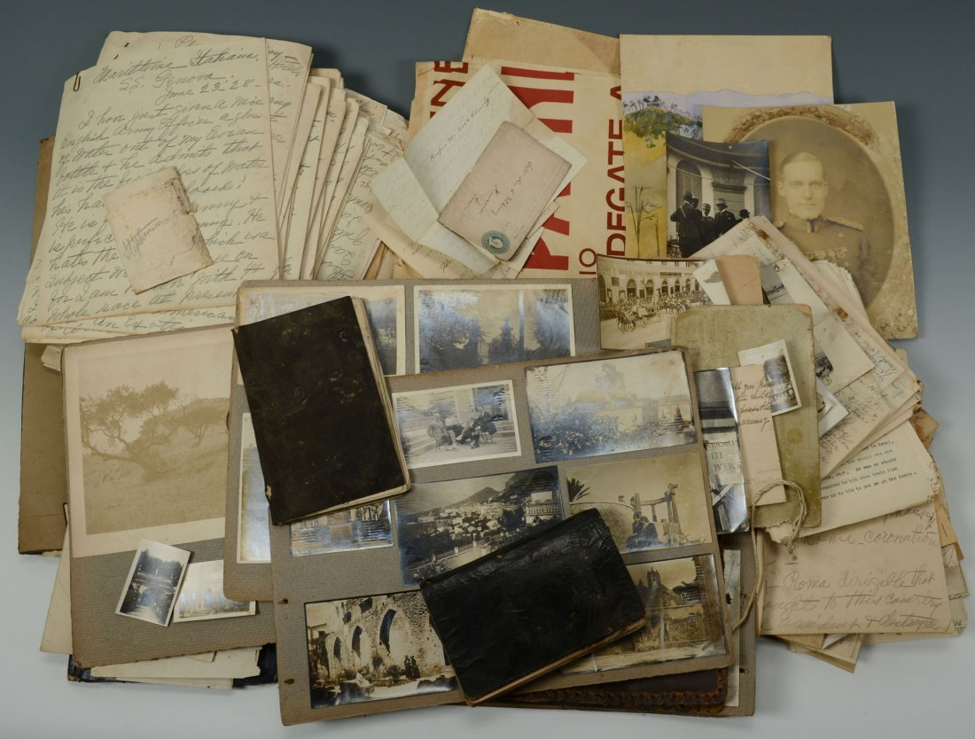 502: Ellen McClung Berry Archive
