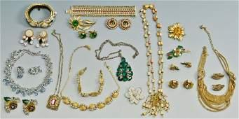 738: Group Costume Jewelry: Hobe, Coro, Pennino