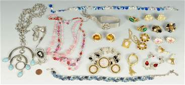 Group of Designer Costume Jewelry by Hobe