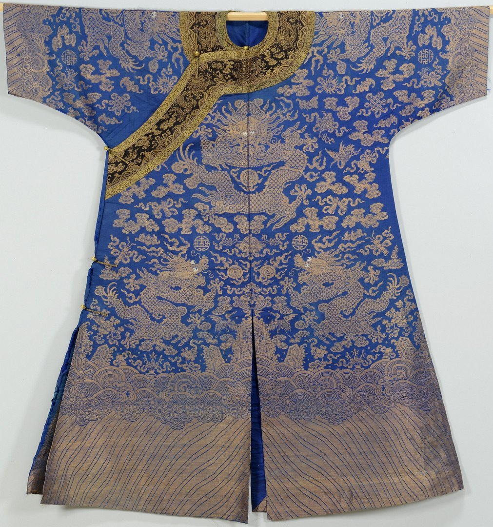 Nine Dragon Imperial Qing Dynasty Robe