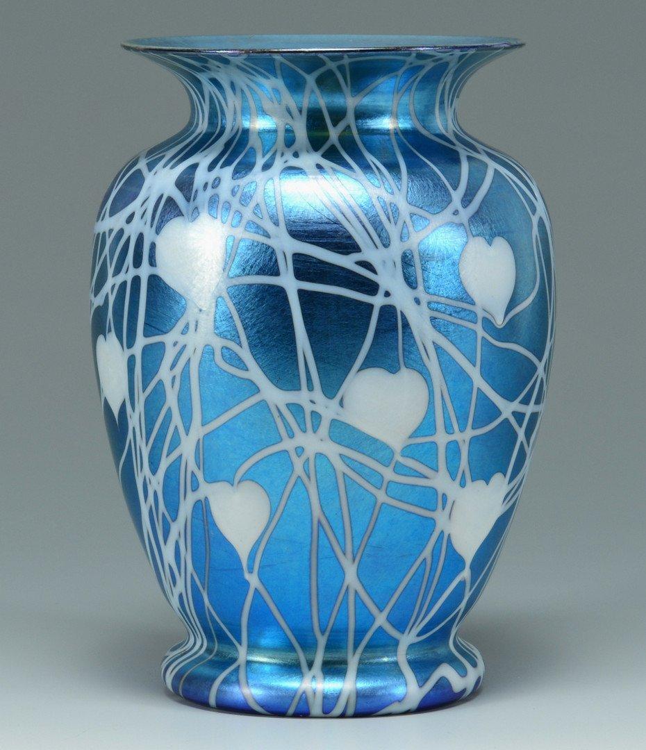 Durand Glass Hanging Heart Design Vase - 2
