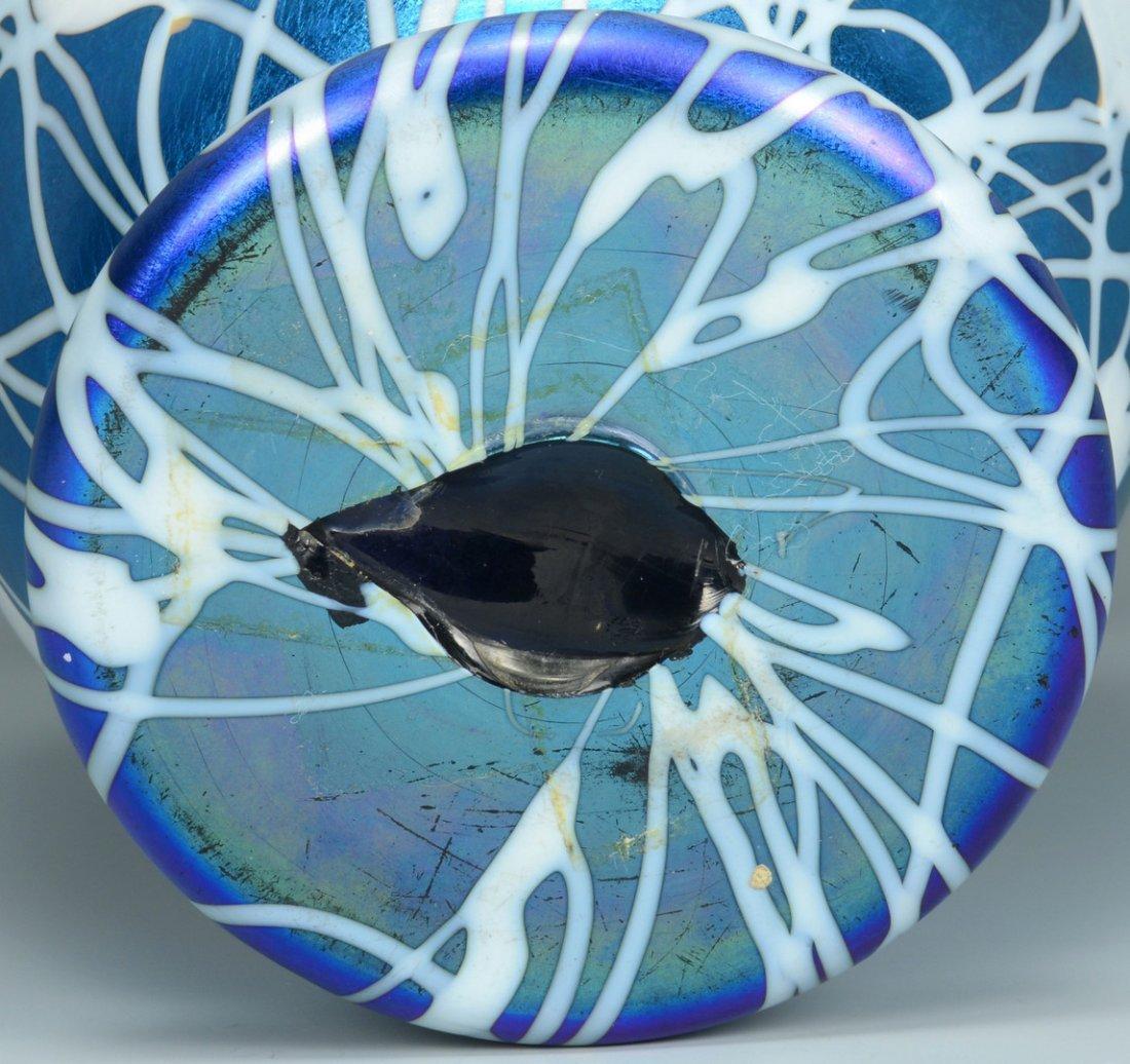 Durand Glass Hanging Heart Design Vase - 7