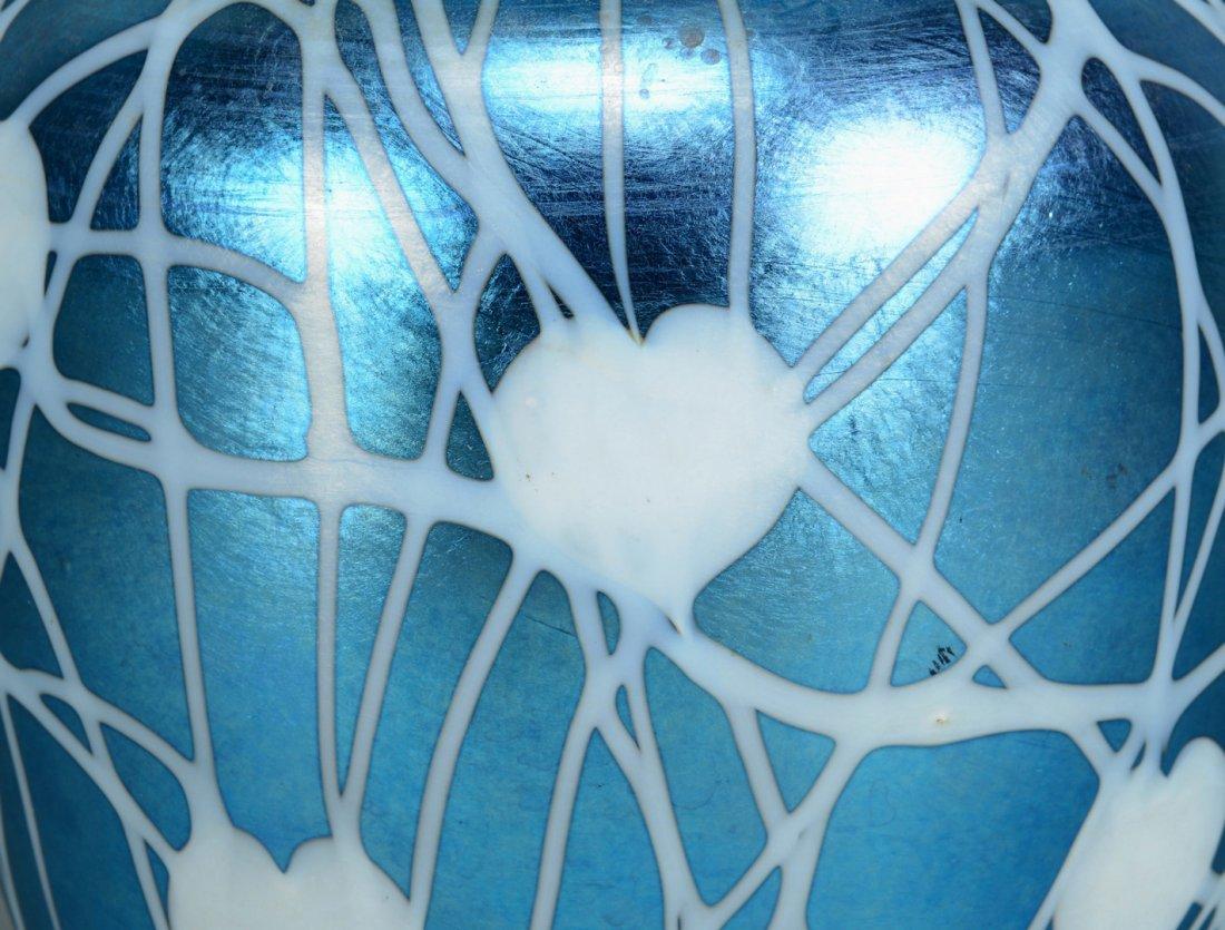 Durand Glass Hanging Heart Design Vase - 8