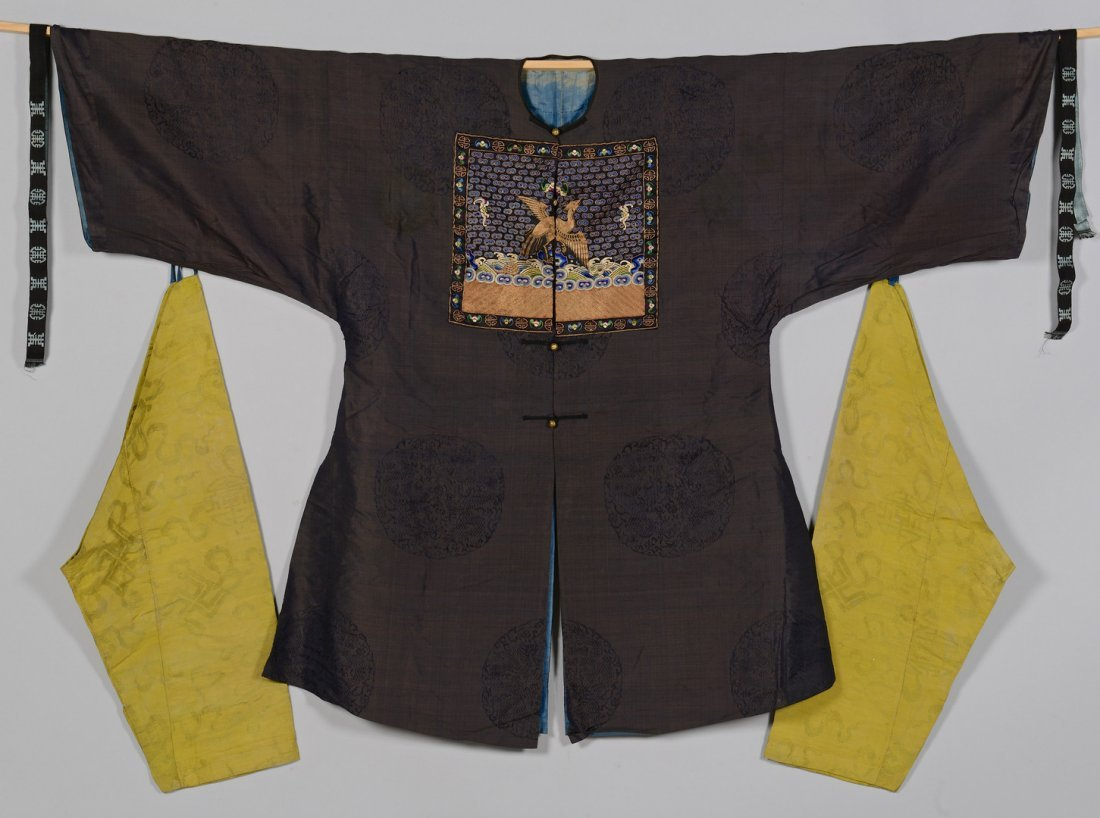 Qing Civil Officer's Surcoat & Leggings