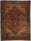 Heriz Carpet semiantique