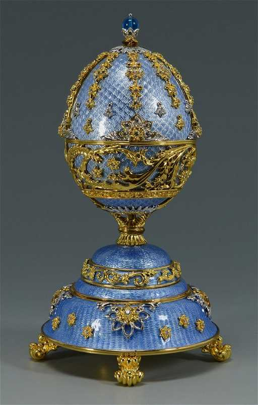 Franklin Mint Faberge Egg