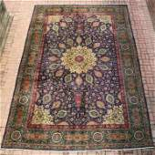 Persian Tabriz Carpet 11 x 16