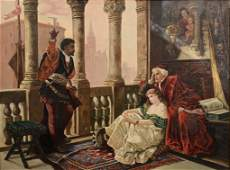 Othello Shakespearian Scene OC