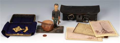 Grouping of Civil War related items
