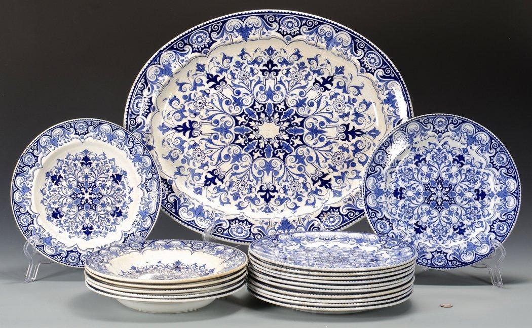 Wedgwood Rouen Porcelain Service