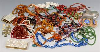 Assorted Group Ladies Costume Jewelry