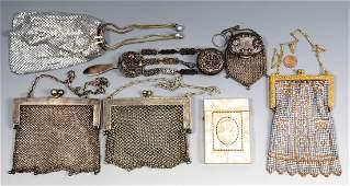 Misc. Ladies Items inc. purses, card case