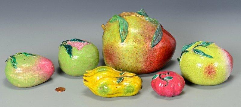 Chinese Altar Fruit, 6 pcs