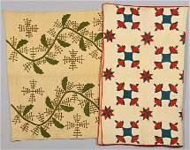 2 East TN Applique Quilts