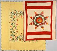 2 East TN Cotton Pieced Quilts