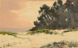 Mary DeNeale Morgan Watercolor