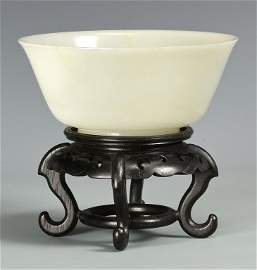 White Jade Bowl, Ch'ien Lung