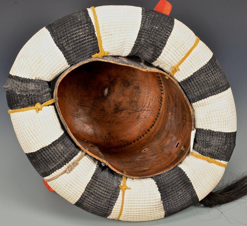 Hopi Left Hand Hunter Kachina Mask & Doll - 6