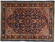 Persian Lilihan area rug circa 1920