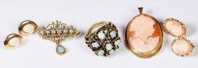 14k Vintage Style Jewelry