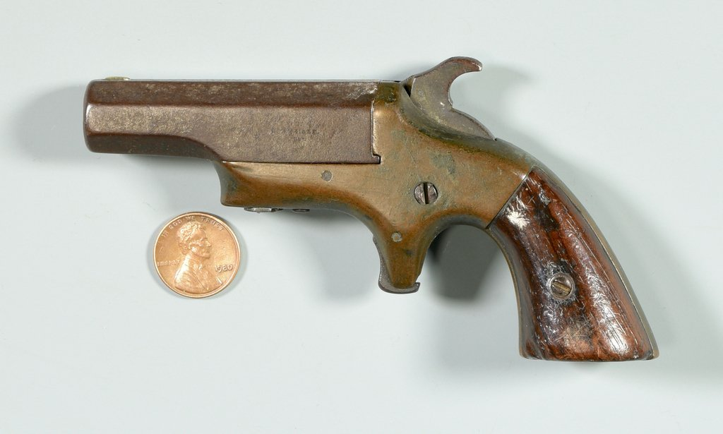 Brown Mfg., .41 Caliber Southerner Derringer