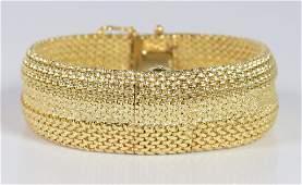 Ladies 14K Hamilton Bracelet Watch