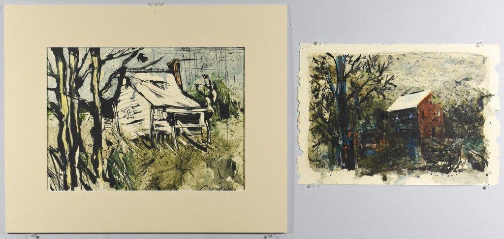2 TN Ted Burnett Watercolors