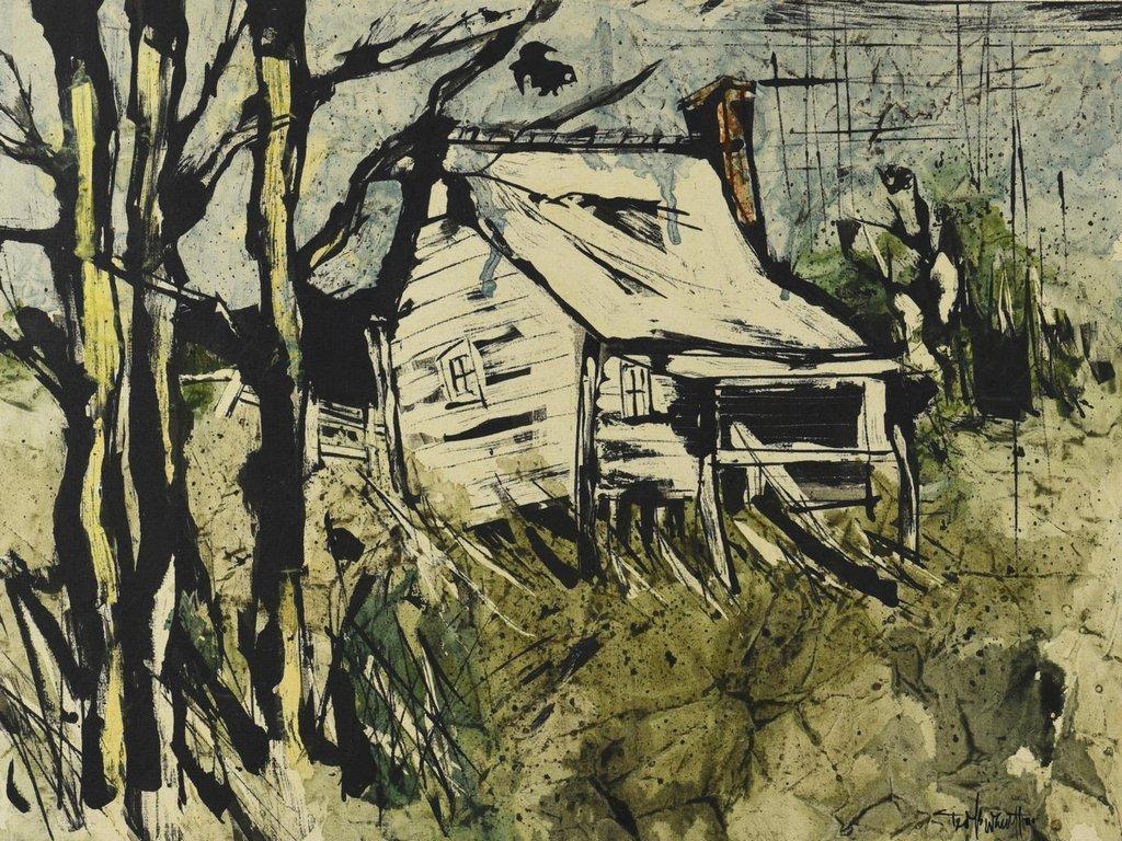 2 TN Ted Burnett Watercolors - 4
