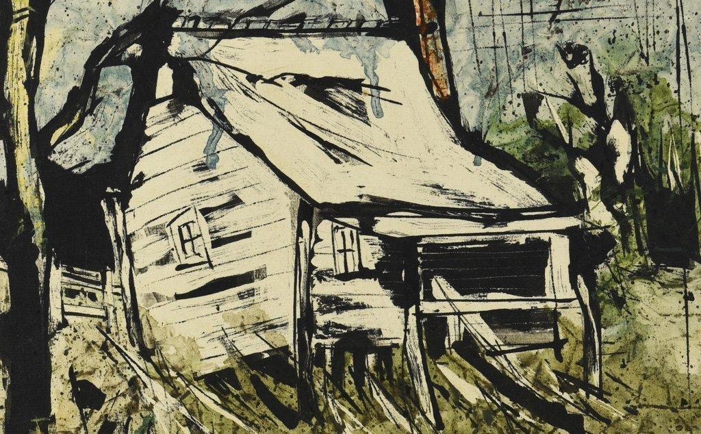 2 TN Ted Burnett Watercolors - 5