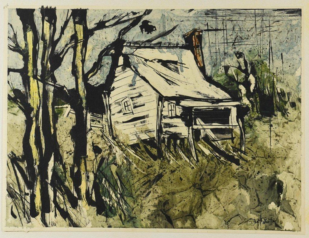 2 TN Ted Burnett Watercolors - 6