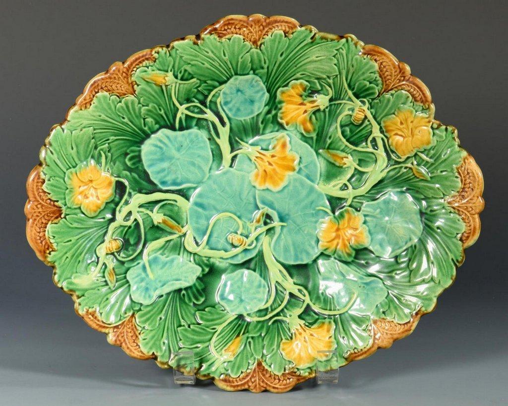 European Pottery incl majolica - 4