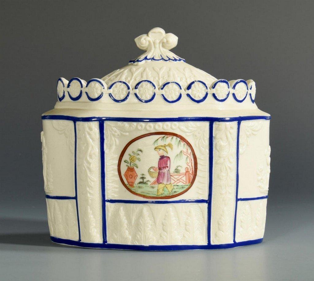 European Pottery incl majolica - 6