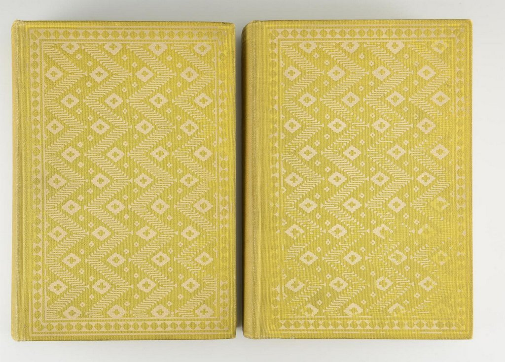 Mason. Indian Basketry (2 volumes),  First Edition; - 4