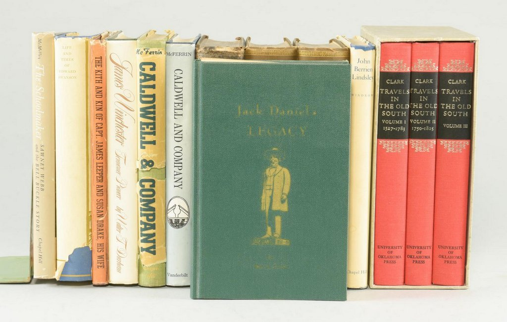 Lot of 26 Tennessee Biography Books - 4