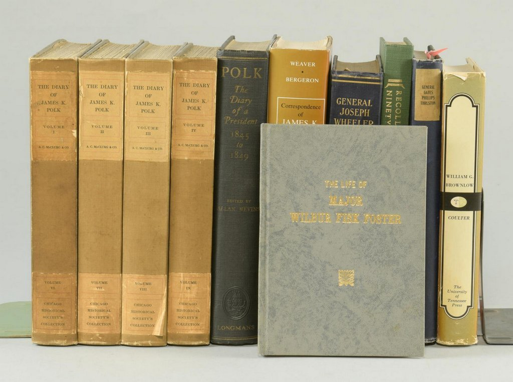 Lot of 26 Tennessee Biography Books - 5