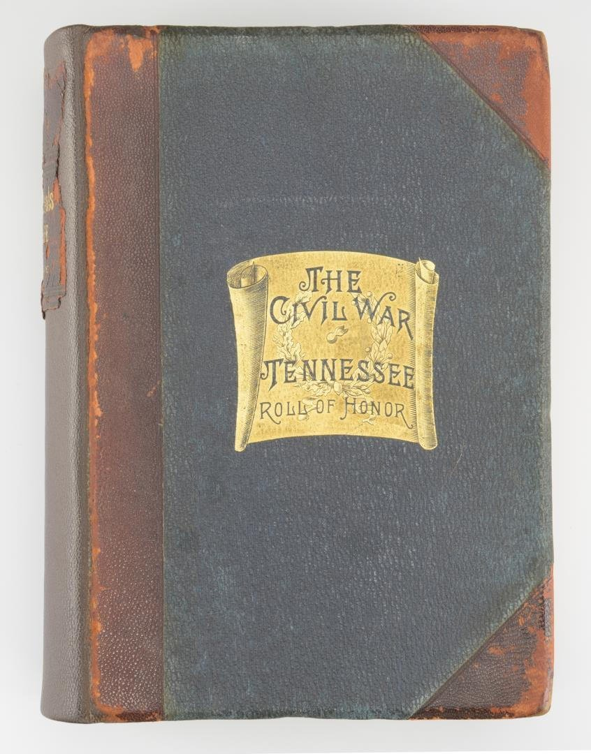 Lot of 26 Tennessee Biography Books - 7