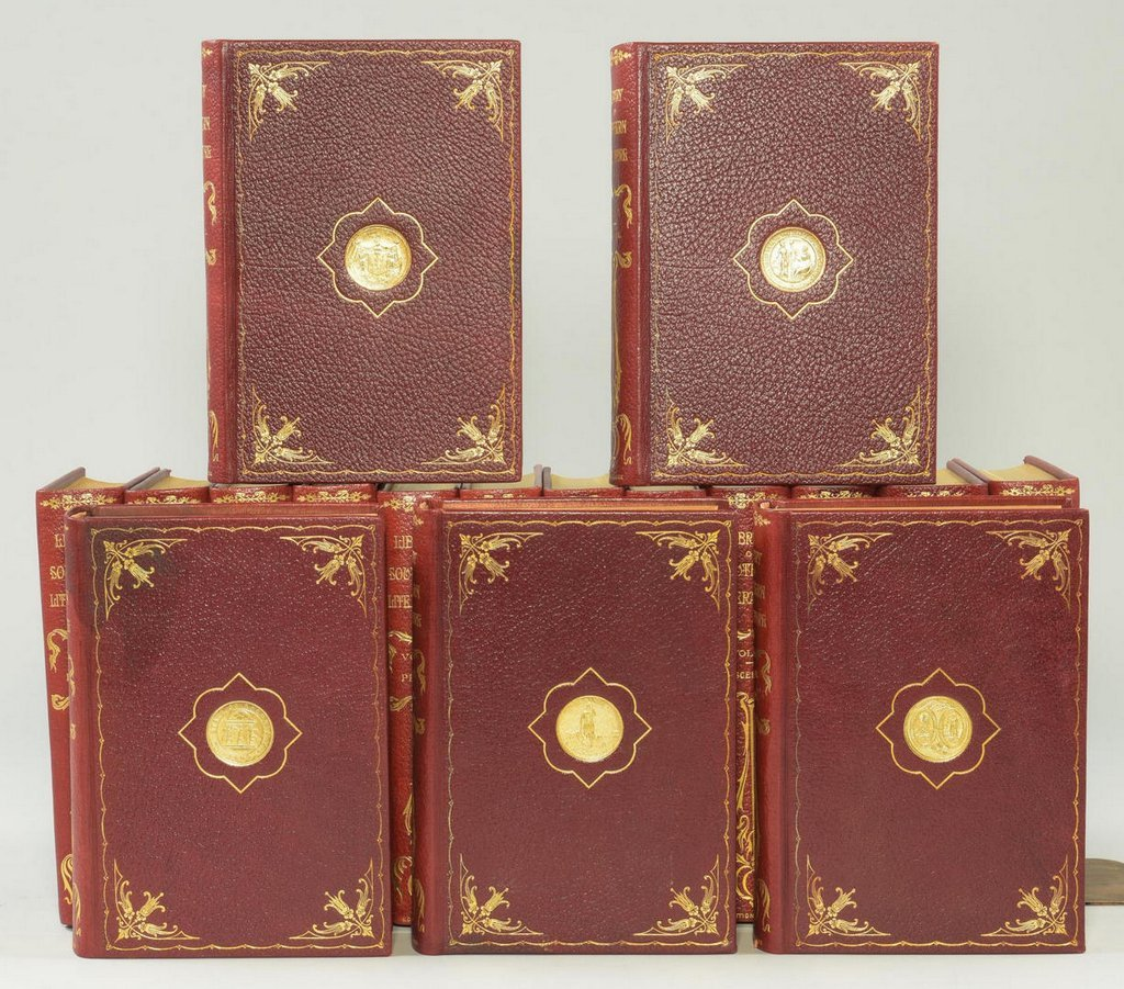 Library of Southern Literature, 17 volumes - 2