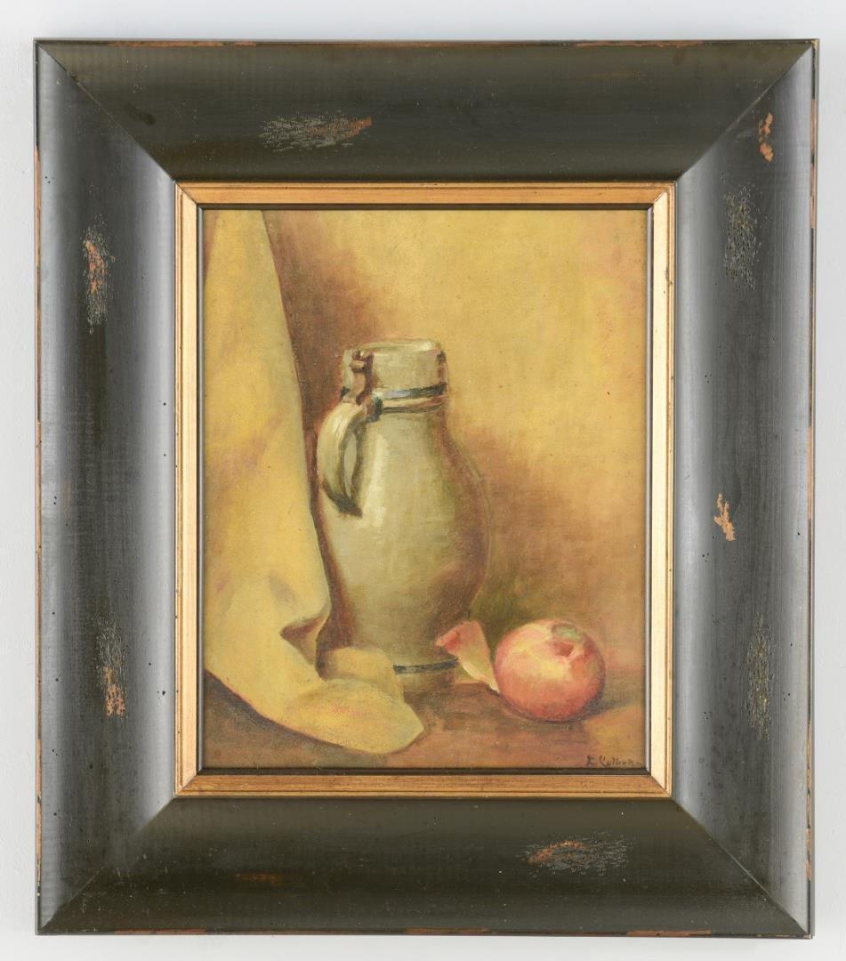 O/B Still Life attr. Elanor Colburn - 2