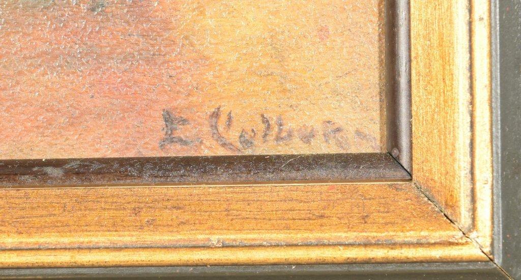 O/B Still Life attr. Elanor Colburn - 8