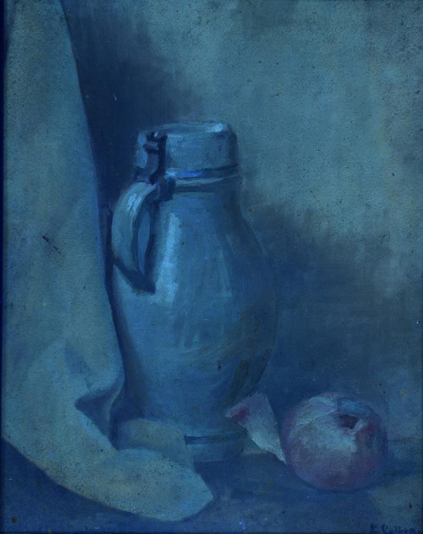 O/B Still Life attr. Elanor Colburn - 9